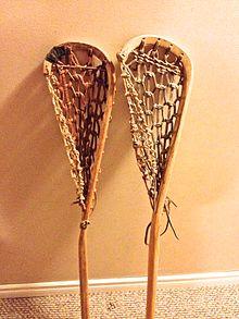 Lacrosse Stick Wikipedia