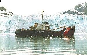 USCGC Woodrush (WLB-407) - Image: Woodrush