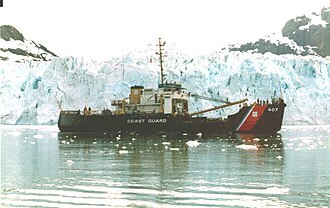 USCGC Woodrush (WLB-407) - Image: Woodrush