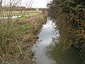 Worksop - River Ryton passing under the Chesterfield Canal - geograph.org.uk - 1044516.jpg