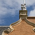 Wormistoune House - detail of bagpipe playing pig.jpg