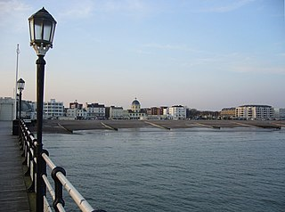 Worthing Town & Borough in England