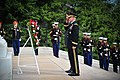 Wreath Laying, Tomb of the Unknown (25403607950).jpg
