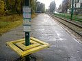 Wrzoska tram stop, Poznan.jpg