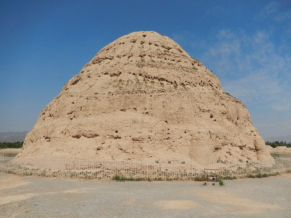 XiXia Tomb 3 F