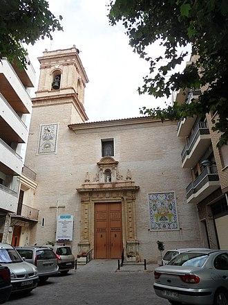 Xirivella - Virgen de la Salud Church