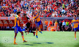 Tigres UANL - Tigres against Xolos de Tijuana in 2011