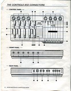 Yamaha MT-100