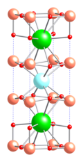 Yttrium Barium Kupferoxid Wikipedia