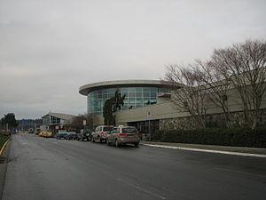 North Saanich - Victoria International Airport