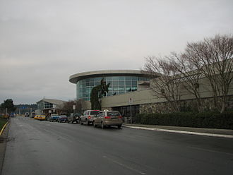 North Saanich - Victoria International Airport