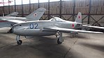 Yak-17 at Central Air Force Museum Monino pic1 (cropped).JPG