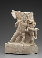 Statue of Hercules, Dura-Europos