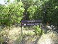 Yalgorup National Park sign 2 (E37@WTW2013).JPG