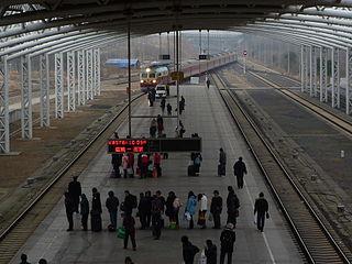 Nanjing–Qidong railway