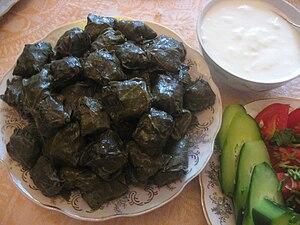 Azerbaijani cuisine - Azerbaijani dolma