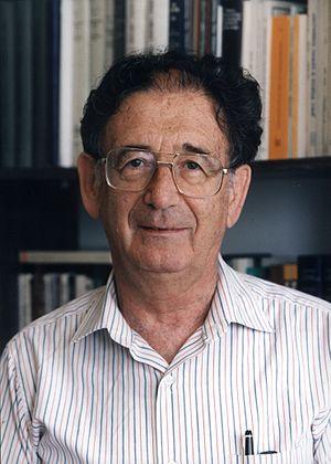 Yehuda Bauer - Image: Yehuda Bauer 1