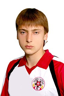 Yevhen Pavlov Ukrainian footballer