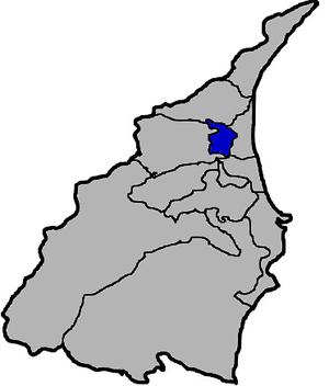 Yilan City - Yilan City in Yilan County