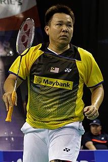 Hoon Thien How Badminton player