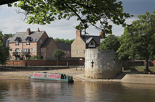 York, River Ouse - panoramio