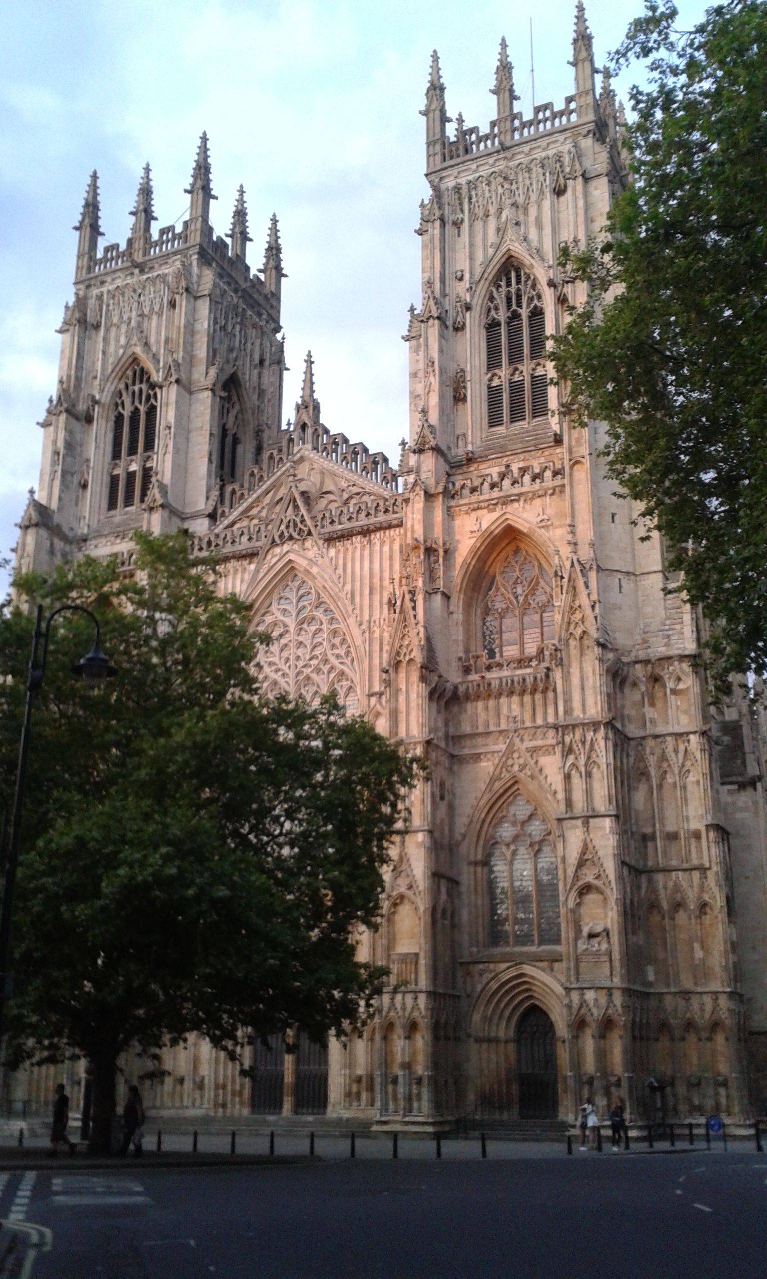 minster york cathedral england west church st churches peter medieval wikipedia history wiki mstr richard