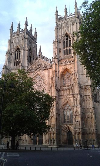 York Minster - Image: York.mstr