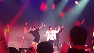 Jun Sung Ahn - YouTube FanFest Korea 2016, September 2, Seoul.