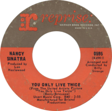 You Only Live Twice by Nancy Sinatra US single 1967.png