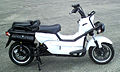 ZEV T-7100, Electric Motorcycle.JPG