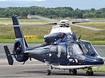 ZJ787 Eurocopter Dauphin AS-365 Helicopter (35262089034).jpg