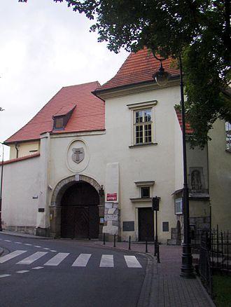 Żupy krakowskie - Castle of Żupy krakowskie works in Wieliczka, Poland