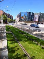 Zaragoza - Calle Gertrudis Gómez de Avellaneda.jpg