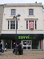 Zavvi - New Street - geograph.org.uk - 1700451.jpg