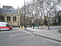 Zebra crossing in Byng Place - geograph.org.uk - 1106234.jpg