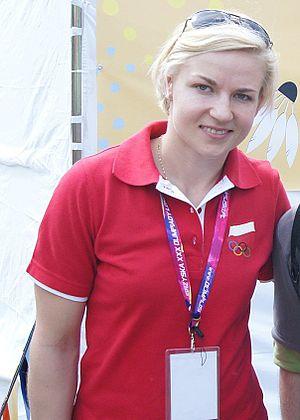 Belarusian minority in Poland - Image: Zięba Nadieżda
