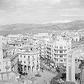 Zicht op Beiroet van een van de daken, Bestanddeelnr 255-6170.jpg