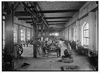 Zionist activities around Haifa. Hebrew Technical Institute. Apprentices working in the workshops. LOC matpc.02680.jpg