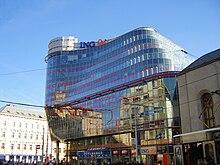 Zlatý Building a Praga