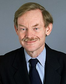 Portrait officiel de Robert Zoellick.