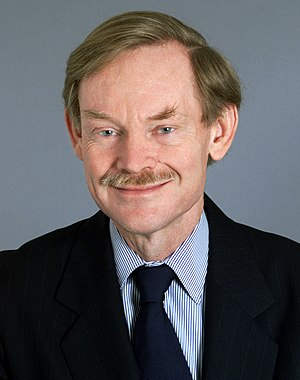 Robert Zoellick - Image: Zoellick, Robert (official portrait 2008)