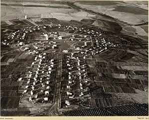 Kfar Yehezkel - Kfar Yehezkel, 1937-1938