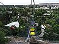 Zoo Praha, z lanovky dolů.jpg