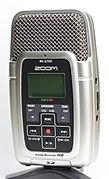 Zoom H2 Handy Recorder-front oblique PNr°0422.jpg