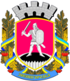 Coat of arms of Zvenyhorodka