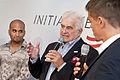 """""""Initiative für Bundeskanzler Werner Faymann"""" lädt zu """"Wir reden über morgen"""" mit Nobelpreisträger Eric Kandel (9873979616).jpg"""