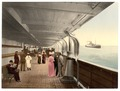 """Maria Theresia,"" Promenade Deck, North German Lloyd, Royal Mail Steamers-LCCN2002720834.tif"