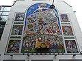 'The Spirit of Soho' Mural, Broadwick Street (4652419482).jpg