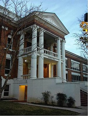 National Register of Historic Places listings in Pontotoc County, Oklahoma - Image: *East Central Univ 11May 2003 001 (2731005936)
