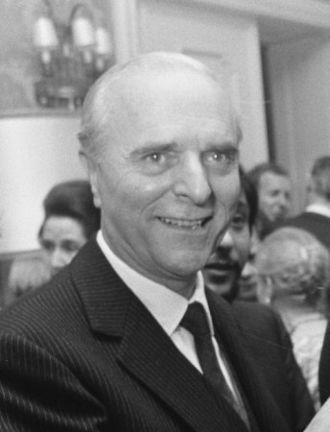 Ángel Sanz Briz - Image: Ángel Sanz Briz 1969 (cropped)